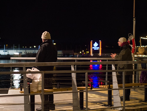 335/366 - Waiting for the ferry by Flubie