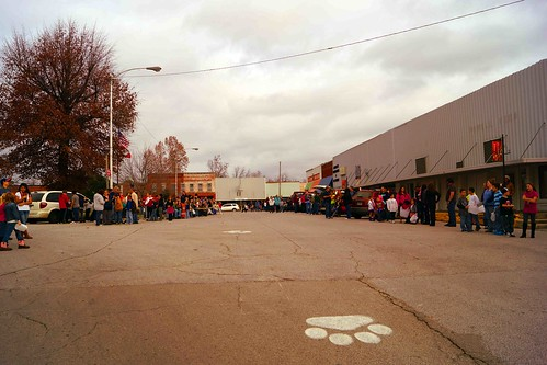 "1.""Your View Today"" Before the Christmas Parade, Green Forest, AR by courtneyec90"