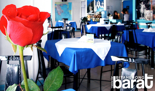 Manos Greek Taverna Greek theme restaurant tagaytay city cavite