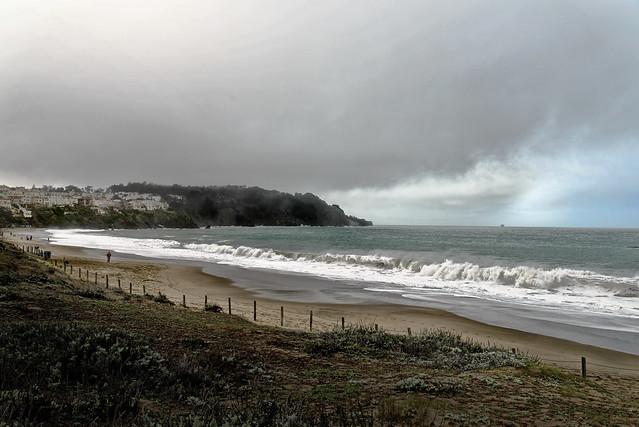Lands End - Baker Beach - 2012