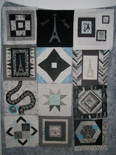 Paris quilt group