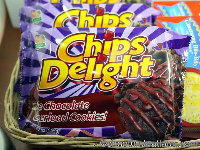 Chips Delight Triple Overload Chocolate Cookies