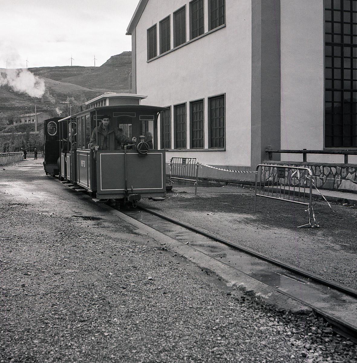 """Encendido de la """"Hulla"""" en Utrillas, 3 de noviembre de 2012."""