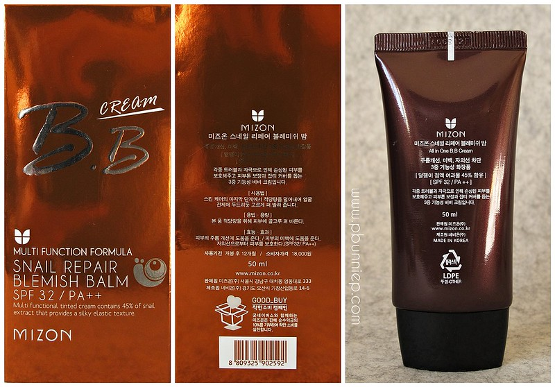 Mizon Snail Repair BB Cream_04