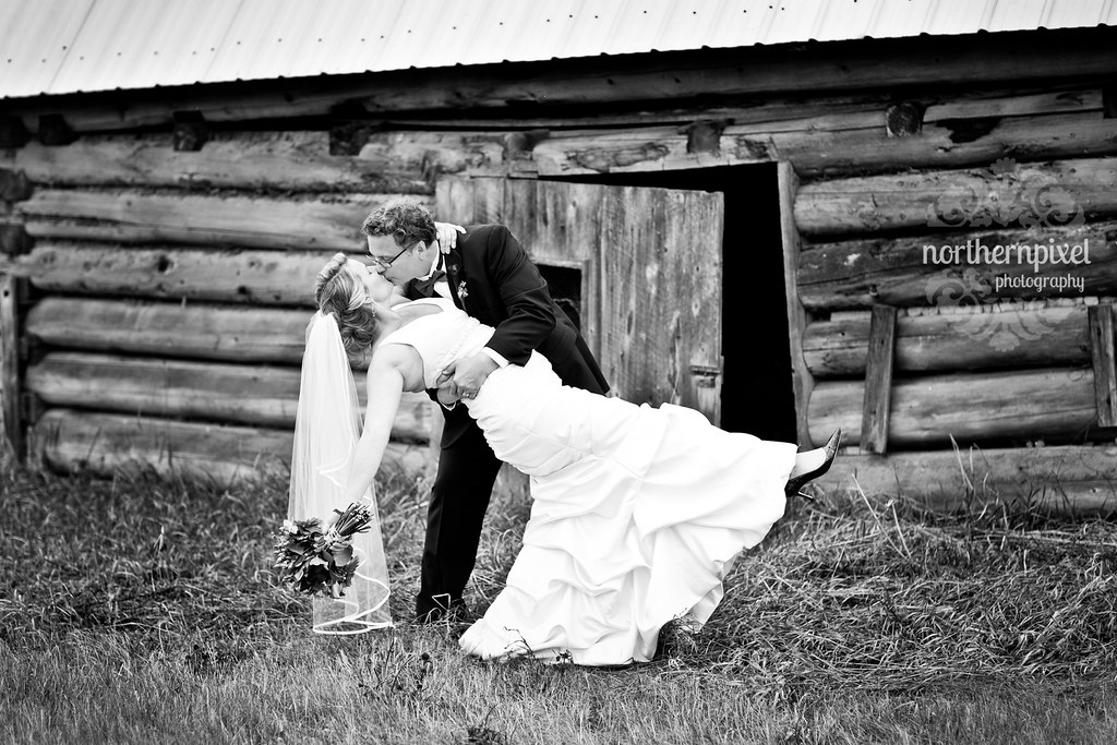 Smithers BC Wedding