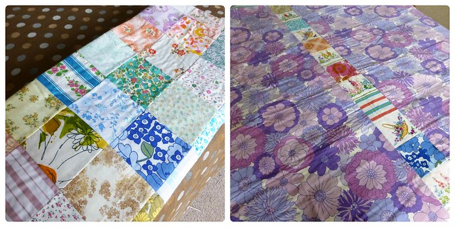 Vintage Quilt Nov12