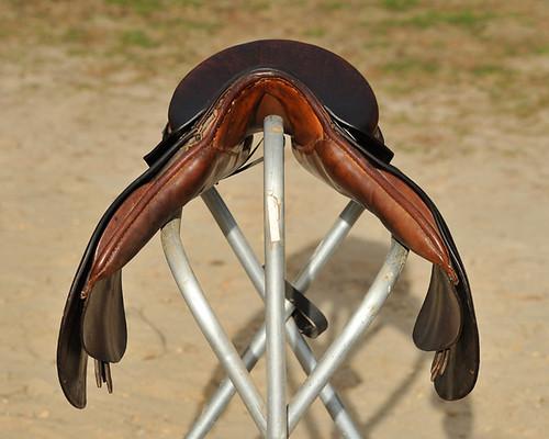 Stubben Portos saddle for sale