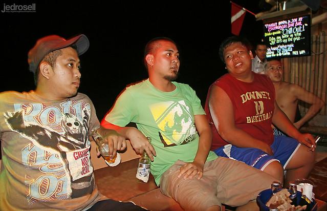 Cocomangas Bar in Boracay Island