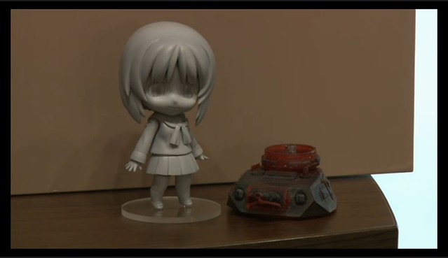 Nendoroid Nishizumi Miho