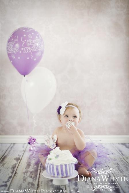 Zoey's 1st Birthday 098