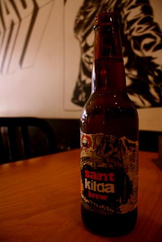Saint Kilda Brew, 4.5% alcohol, St. Kilda