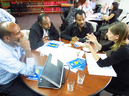 Planning NBDC activities for researchers (Photo credit: ILRI/Le Borgne)