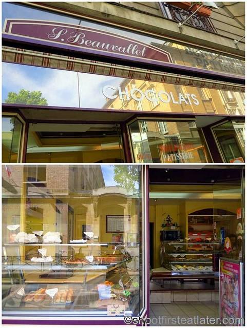 Lenox Montparnasse - restaurants & shops on Rue Delambre-001