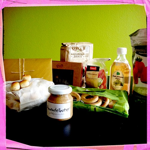 November 2012 Foodie Penpal!