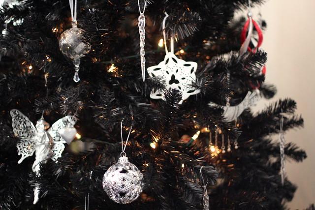 Saturday: Christmas tree!