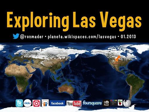 Exploring Las Vegas 01.2013