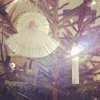 Christmas tree @ Amurin Helmi