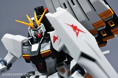 Robot Damashii Nu Gundam & Full Extension Set Review (36)