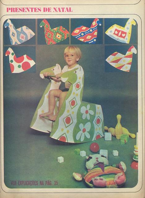 Modas e Bordados, Nº 3017, 3 Dezembro 1969 - 31