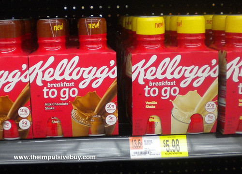 Kellogg's Breakfast to Go