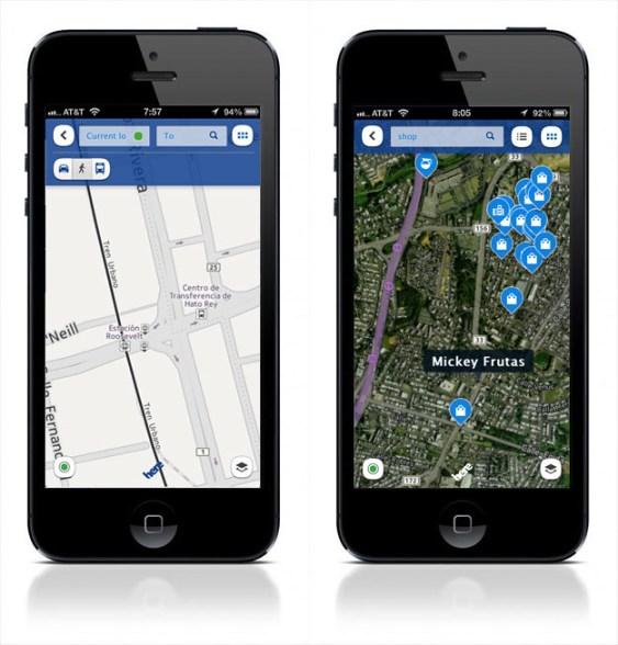 Nokia Here para iOS disponible — iPhone y iPad