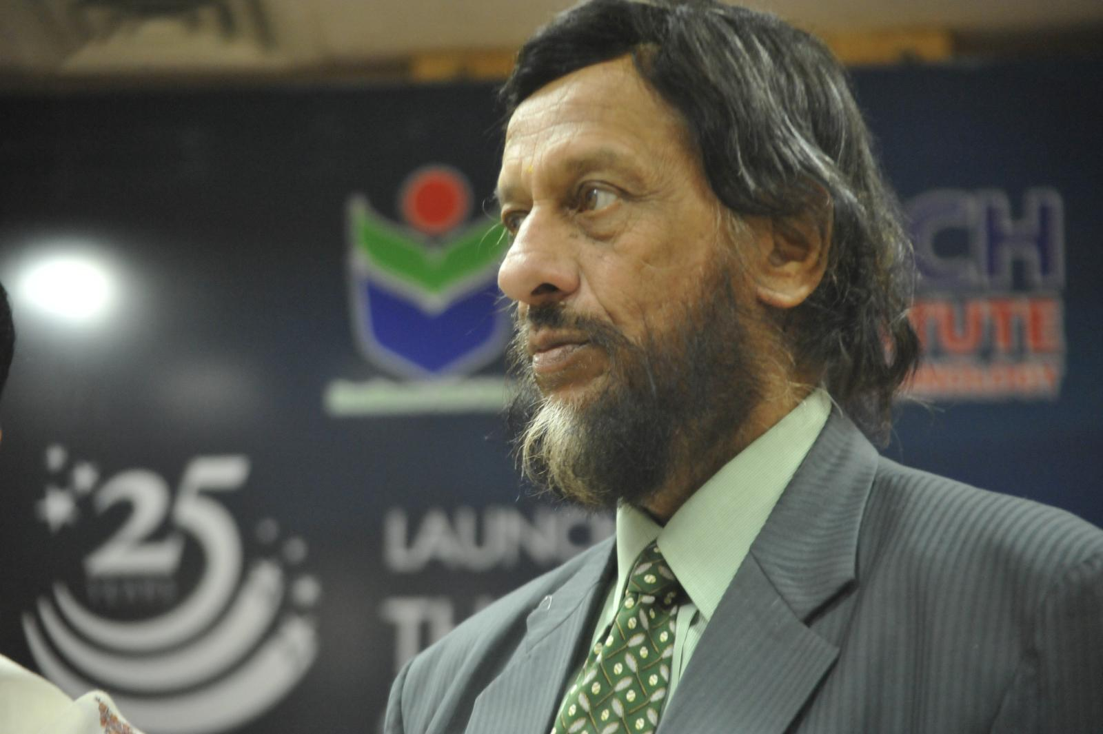 Dr. R K Pachauri sharing the Gandhian Values that are relevant today, and for ages to come