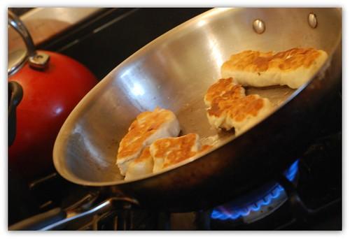 Fried Bread Dough II