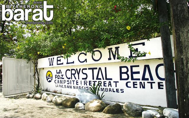 La Paz Crystal Beach San Narciso Zambales