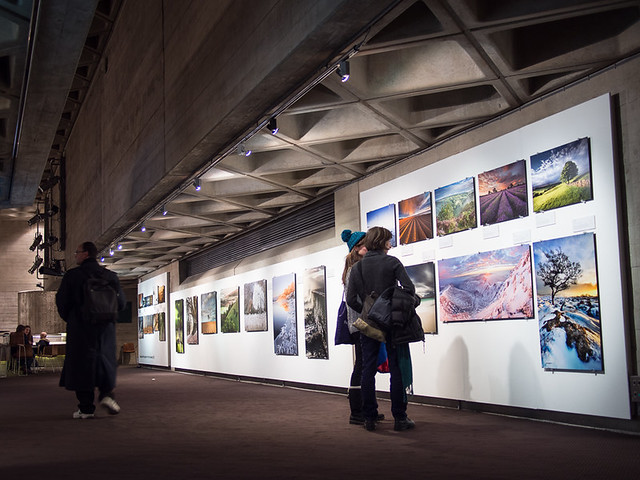 Landscape Photographer of the Year Exhibition