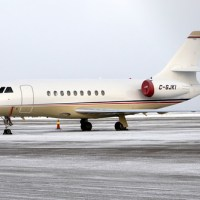 Brunswick Air Limited Partnership C-GJKI Dassault Falcon 2000EX #OSL