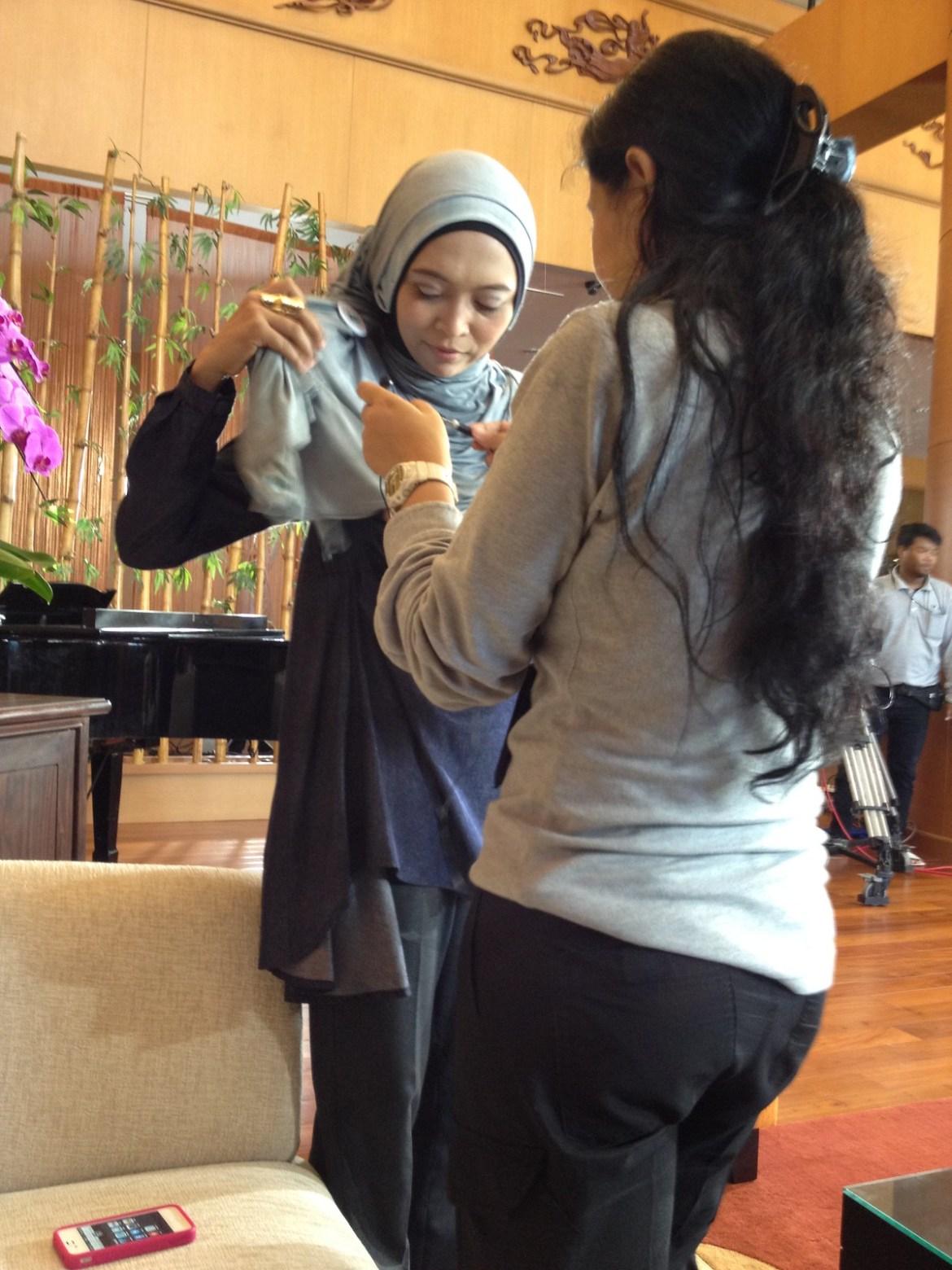 shooting at DAAI TV