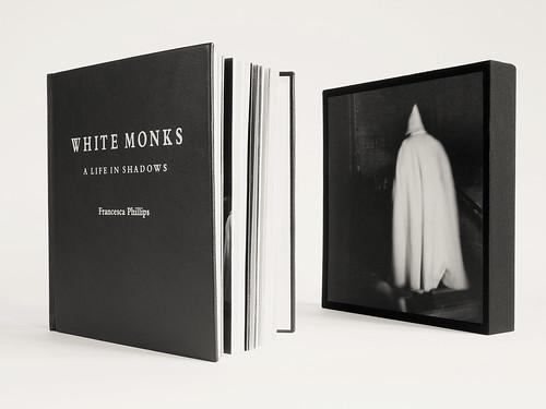 Francesca Phillips White Monks 1