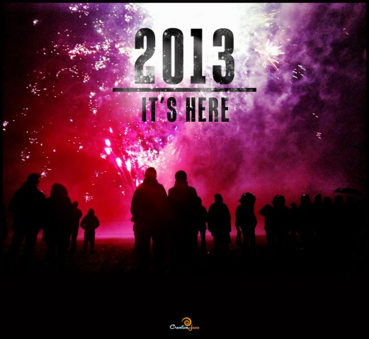 2013 - It's here