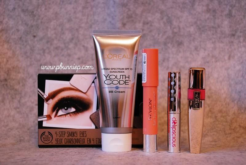 New Makeup -holiday