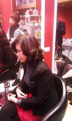 Dạy sấy tóc Hàn Quốc nhanh gọn đẹp Hair salon Korigami 0915804875 (www.korigami (4)