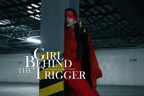 SBRO CASTIL: Girl Behind The Trigger