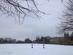 Snowy Oxford