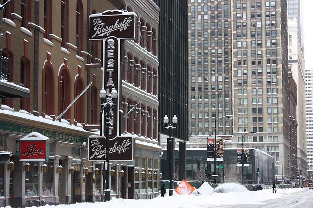 2011 Blizzard Chicago