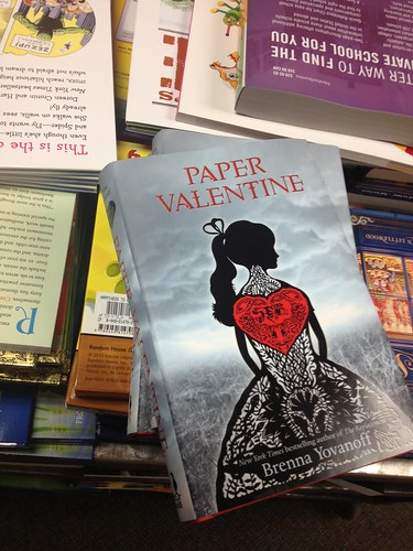 Paper Valentine in the wild