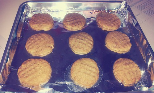 Rosemary Walnut Butter Cookies