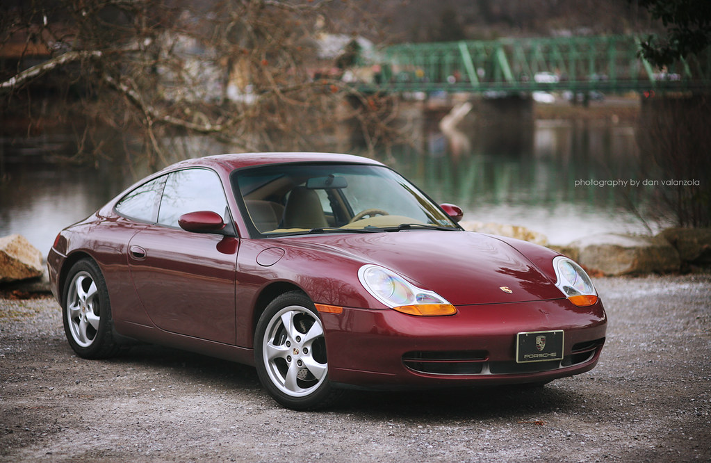 Porsche 911 (996) Carrera reviewed by Mind Over Motor