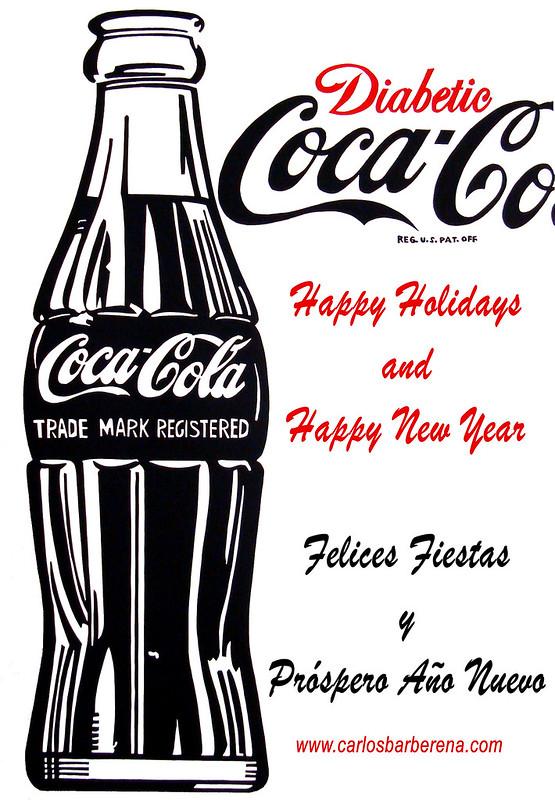 Coca Cola Bottle (after Warhol)