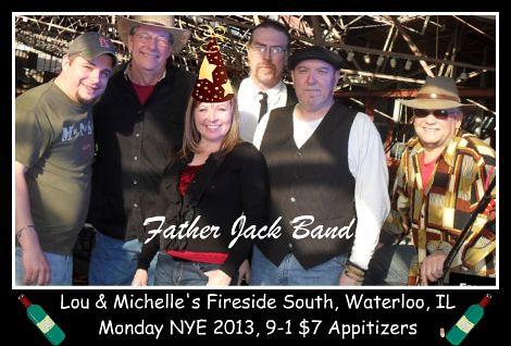 Father Jack Band NYE