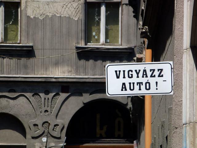 Budapest - jour 2 - 21 - Wesselényi utca