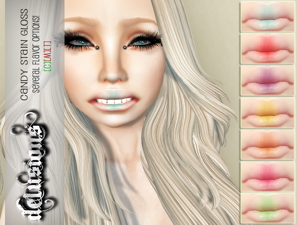 .:: Delusions ::. Candy Stain Gloss