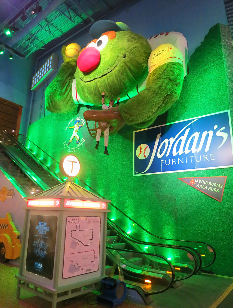 Jordans Furniture Store In Reading MA Houses An IMAX