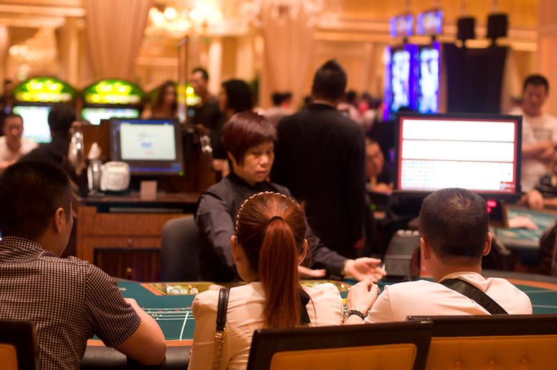Day 2 - Macau