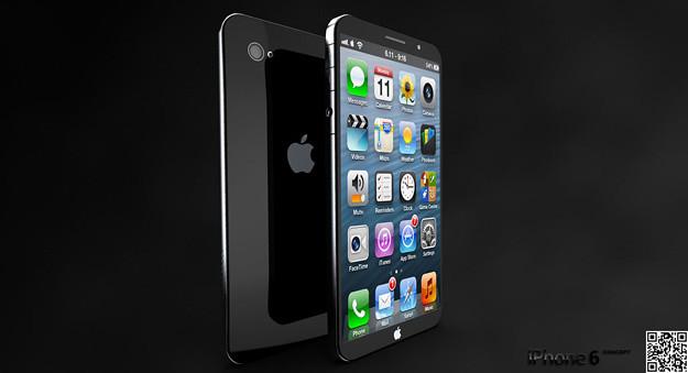 """iPhone 6 con pantalla de 4.8"""" rumor"""