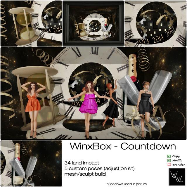 WWinx - WinxBox - Countdown Ad