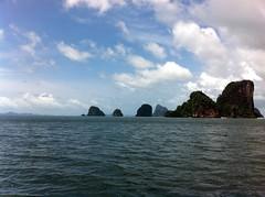Krabi - island hopping